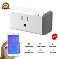Sonoff S31 WiFi Smart Plug Socket for Google Home Alexa APP Remote Outlet Switch