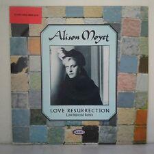 "Alison Moyet – Love Resurrection (Vinyl 12"",Maxi 45 Tours)"