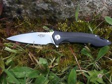 Ganzo Firebird FH51 Couteau pliant Léger Lame acier D2 poignée G10 EDC