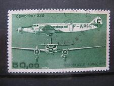 FRANCE oblitéré  Avion n° 60