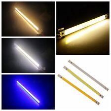 10W 1000Lm Lámpara COB LED tira luces bombilla azul / blanco DC12-24V 200x10mm
