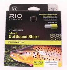 Rio OutBound Short Intermediate Tip WF10F/I Fly Line ON SALE 6-21064