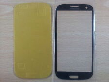 Vetro di Schermo Capacitiva BLU per Samsung Galaxy S3 SIII I9300+ Adesivo