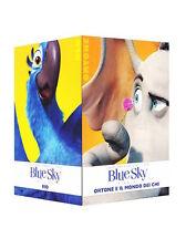 BLUE SKY STUDIOS RARO BOX 9 DVD SIGILLATO- L'ERA GLACIALE RIO ROBOTS ORTONE EPIC