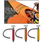 Portable Kayak Bilge Pump 18'' Canoes Emergency Hand Pumps Boat Accessories photo