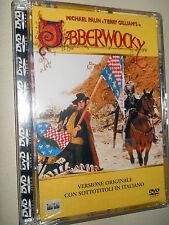 Jabberwocky dvd jewel box sigillato