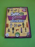 Die Sims 2: Glamour Accessoires (PC, 2006, DVD-Box)