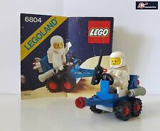 LEGO Vintage Classic Space Set 6804 Surface Rover 100% Full + Instructions- 1984