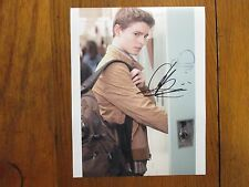 "CALLAN  McAULIFFE  (""Flipped/The  Great  Gatsby""/) Signed  8 X 10 Color    Photo"