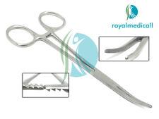 Kelly Forceps Locking Hemostat Forceps Dental Surgical Curv