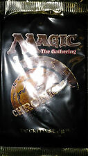 Magic Mtg Magic Chronicles Factory sealed Booster Pack X 3 !