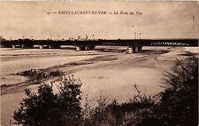 CPA   Saint-Laurent-du-Var - Le Pont du Var   (351212)
