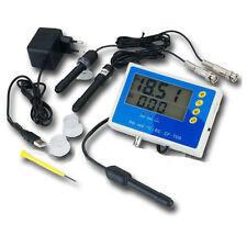 Medidor monitor de pH/ºC/ORP (Redox) y Conductividad EC/TDS/CF (PHT-028)