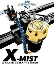 X-Mist Coolant Sytem for X-Carve CNC Routing Machines