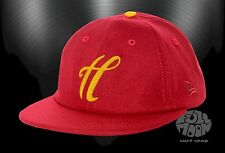 New The Hundreds Meaning Burgundy New Era Mens Strapback Cap Hat