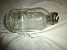 500 ml Glasflsche Trinkflasche für Nager Käfig Maus Hamster