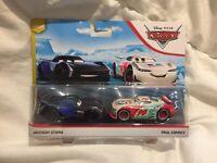 Disney Pixar Cars JACKSON STORM PAUL CONREV 2020 MATTEL 1:55 DIECAST TOKYO DRIFT