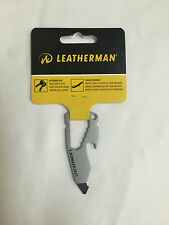 Leatherman 4 Tool in One Key Chain Size Multi Tool Travel Friendly