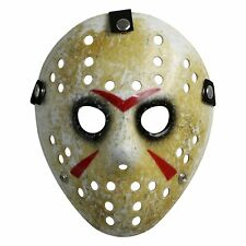 Friday The 13th Costume Prop Hockey Mask Jason Horror Halloween Mask for Kids