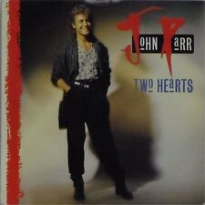 "JOHN PARR 'TWO HEARTS' UK PICTURE SLEEVE 7"" SINGLE #2"