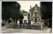 CP 78 Yvelines - Mantes-la-Ville - La Mairie Le Monument aux Morts Les Ecoles