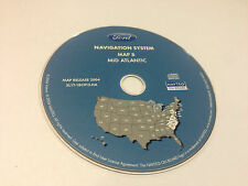 2005 2006 FORD ESCAPE HYBRID EXPEDITION NAVIGATION CD MID ATLANTIC VA PA MD DE
