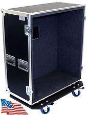 ATA Kent Custom Live in Flight Case Randall RD412A-D 4x12 Slant Guitar Cab