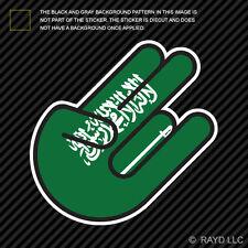 Saudi Arabian Shocker Sticker Die Cut Decal Self Adhesive Vinyl RSAF Arabia SAU