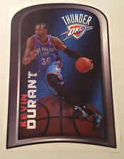 """Kevin Durant Fathead 20""""x14"""" Small Player Mural/Poster Nba Wall Graphics Thunder"""