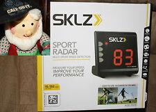 Sklz Sport Radar Gun Speed Detector Baseball fathers dayTennis Golf