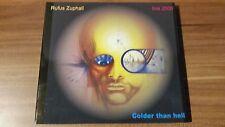 Rufus Zuphall - Colder than hell live 2000  (2000) (Indigo-CD 9719-2)