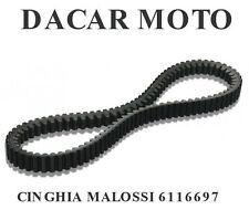 6116697 CINGHIA MALOSSI APRILIA SPORTCITY 200 4T LC euro 3 (PIAGGIO)