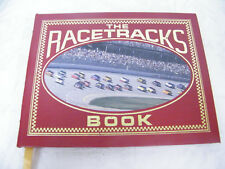 Vintage The Racetracks Book by Mark McCarter Copyright 2003