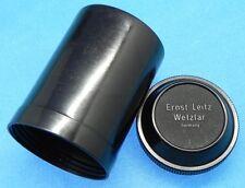 Leica Dark-Brown Bakelite Case for SM 9cm f4 Elmar  #2