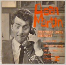 Dean Martin 45 tours Everybody loves somebody