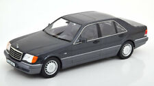 1:18 iScale Mercedes S500 W140 1994-1998 darkgrey-metallic