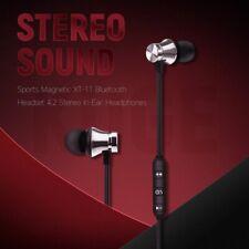 Headphones Wireless Earphone Sport Stereo Sports Waterproof Earbuds Headset Mic