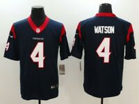 Xmas New Men's Houston Texans Deshaun Watson #4 Limited Stitched Jersey For Gift