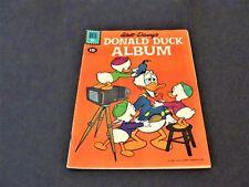 Walt Disney's Donald Duck Album-#1182, Dell,1961-15 CENT, Silver Age-Comic Book.