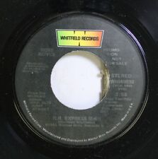 Soul Promo Nm! 45 Rose Royce - R.R. Express (Stereo) / R.R. Express (Mono) On Wh
