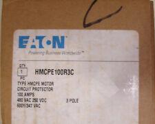 Cutler Hammer Hmcpe100R3C Motor Circuit Protector Circuit Breaker Same Day ship