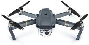 DJI Mavic Pro 4K Video Camera Quadcopter Drone ONLY - Needs Repair