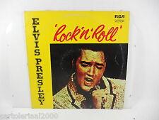 ELVIS PRESLEY LP 33 GIRI ROCK N ROLL RCA SF 8233