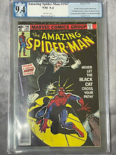 Amazing Spider-Man #194 PGX 9.4 (Not CGC) 1st Appearance Black Cat Newsstand