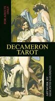 DECAMERON Tarot Cards Deck Uncensored NEW English Version GIFT