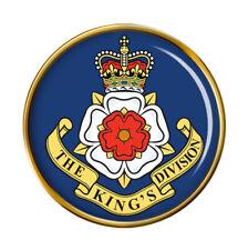 King's Division, British Army Pin Badge