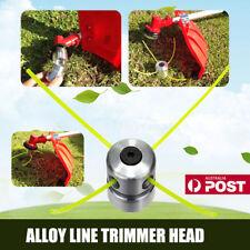 UNIVERSAL ALLOY LINE TRIMMER HEAD WHIPPER SNIPPER BRUSHCUTTER BRUSH CUTTER ON