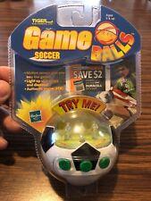 Vintage Tiger Electronics Game Balls Soccer Game RARE New Old Stock