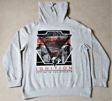 427e9cb07061 Herren Sweatshirt mit Schalkragen Pullover Pulli Kleidung Gr. L - Neuwertig