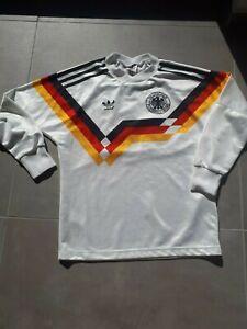 DFB Deutschland  Trikot Original WM Italia 1990 Matthäus